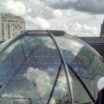 Glass-cupola-skylight