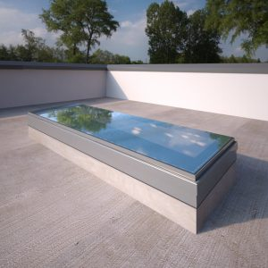 Openable rooflight-AOV